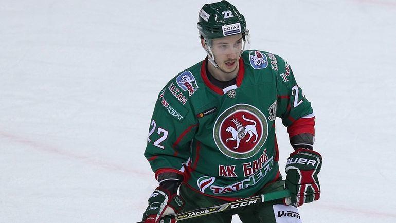 Станислав ГАЛИЕВ. Фото photo.khl.ru