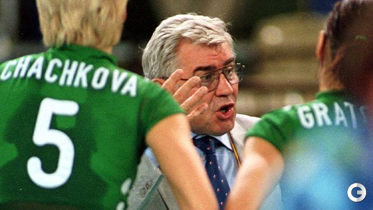1999 год. Николай КАРПОЛЬ.