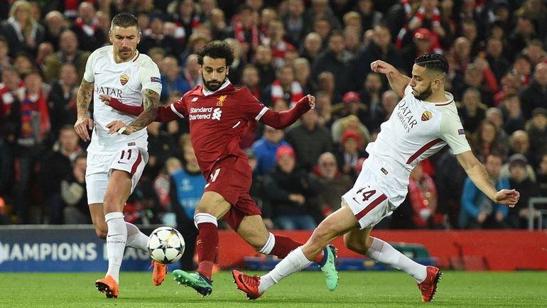 """""""Ливерпуль"""" - """"Рома"""": будет ли еще одно чудо в Риме или в финале сыграют """"красные""""? Ответ - в среду. Фото AFP"""