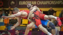 Золото Власова и никакого Хабиба. Итоги второго дня чемпионата Европы