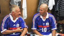 Авторитетнее, чем Зидан. Дидье Дешам – главный тренер сборной Франции
