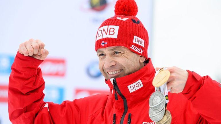 Оле Эйнар БЬОРНДАЛЕН. Фото AFP
