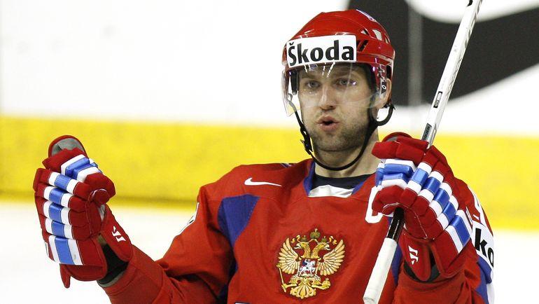 2008 год. Алексей МОРОЗОВ. Фото REUTERS
