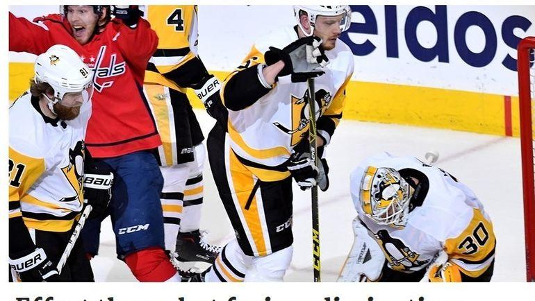 "The Pittsburg Post-Gazette: ""Сложно обвинять ""Питтсбург"" в отсутствие старания""."