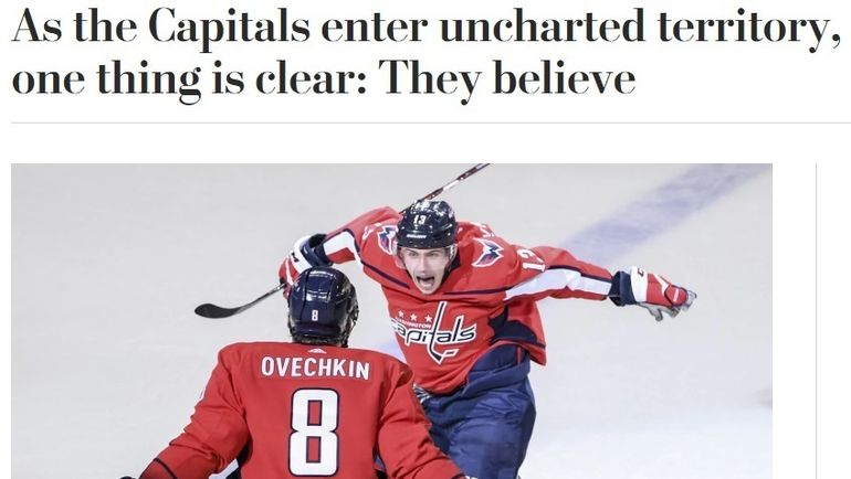 "The Washington Post: ""Пробежимся по проблемам ""Вашингтона""."