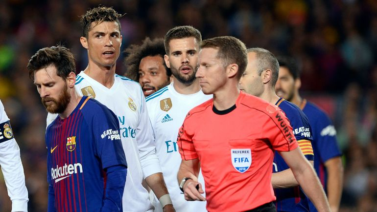 Барселона реал мадрид 3, 2 голы и моменты