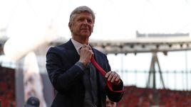 """Воскресенье. Лондон. """"Арсенал"""" - """"Бернли"""" - 5:0. Прощание Арсена ВЕНГЕРА с """"Арсеналом""""."""