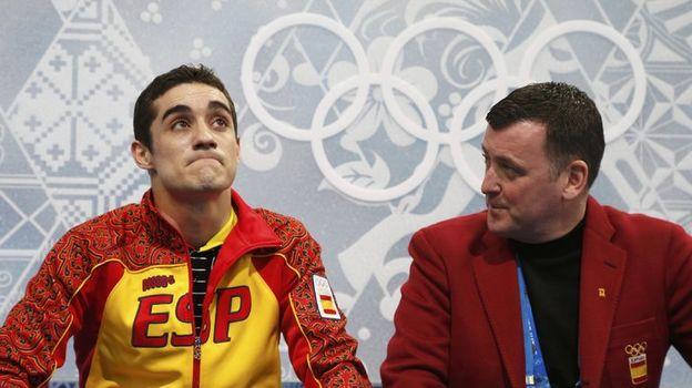 Хавьер ФЕРНАНДЕС и Брайан ОРСЕР. Фото Reuters