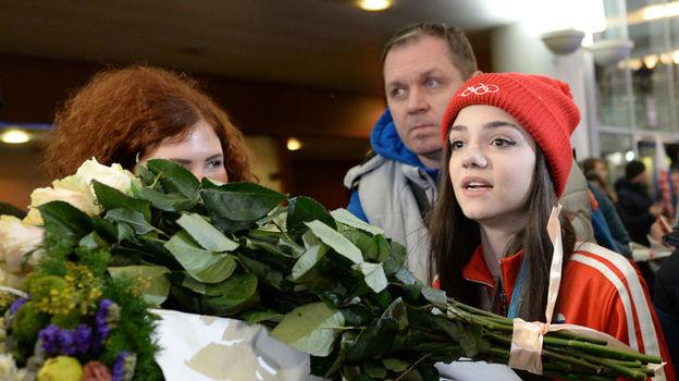 Евгения МЕДВЕДЕВА. Фото Дарья ИСАЕВА, «СЭ»
