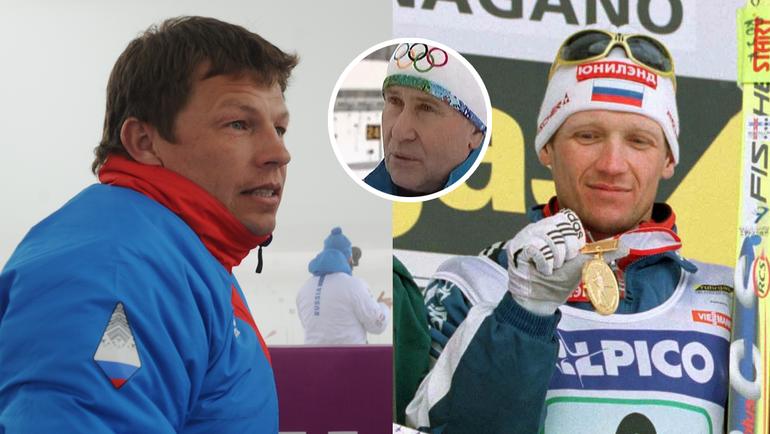 Виктор МАЙГУРОВ (слева), Владимир ДРАЧЕВ (справа), Анатолий АЛЯБЬЕВ.