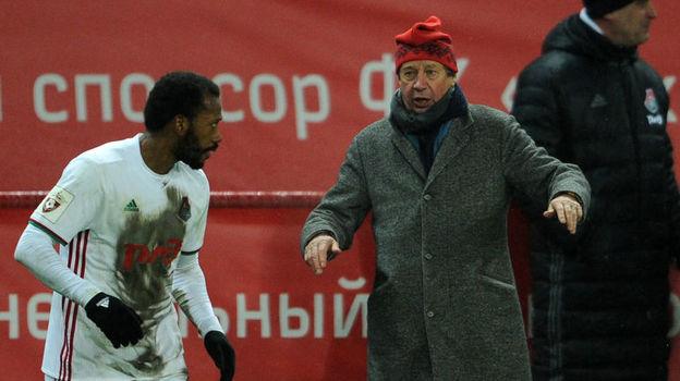 Юрий СЕМИН (справа) и МАНУЭЛ ФЕРНАНДЕШ. Фото Алексей ИВАНОВ, «СЭ»
