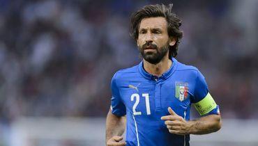 СМИ: Пирло станет помощником Манчини в сборной Италии