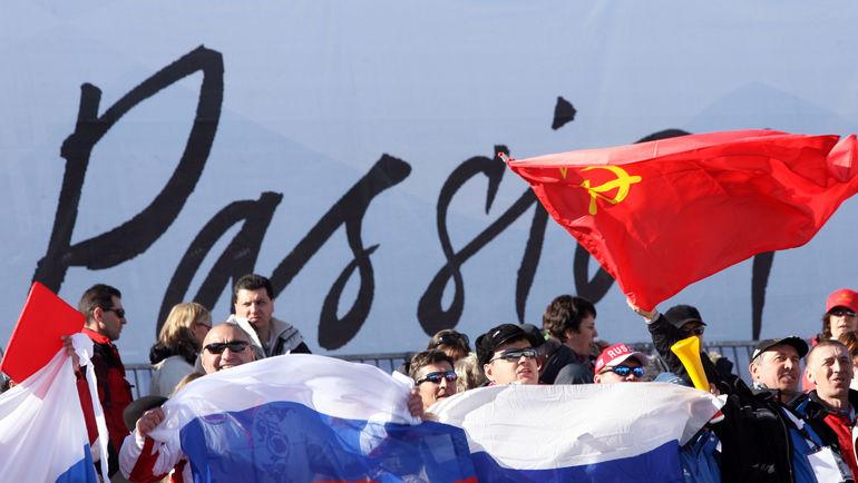 В России любят биатлон. В Норвегии считают, что эта любовь с интересом. Фото AFP