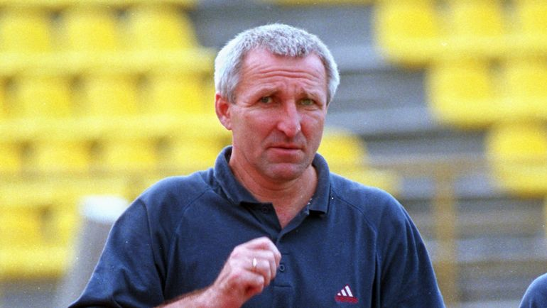 2000-й. Александр ПОБЕГАЛОВ. Фото Алексей ИВАНОВ