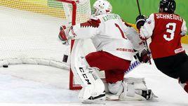 Сегодня. Копенгаген. Австрия - Белоруссия - 4:0. Белорусы вылетели из элитного дивизиона ЧМ.