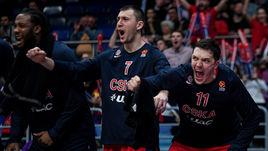 ЦСКА - снова первый. Пока в регулярном чемпионате.