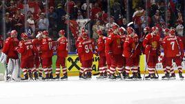 Суббота. Копенгаген. Россия - Швейцария - 4:3. Россияне оформили четвертую победу в пятом матче на ЧМ-2018.