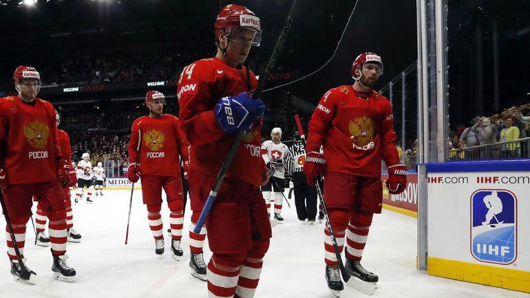Кого сборная России получит в соперники по плей-офф после выхода из группы? Фото REUTERS