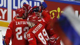 Россия - Словакия: пять из шести!