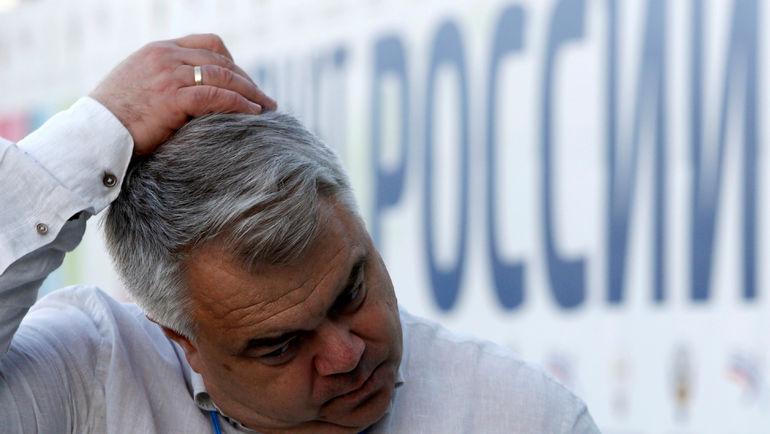 Михаил БУТОВ. Фото REUTERS