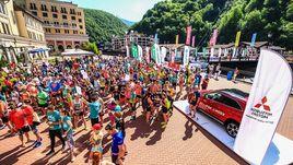 В Rosa Run-2018 приняли участие 2 000 атлетов