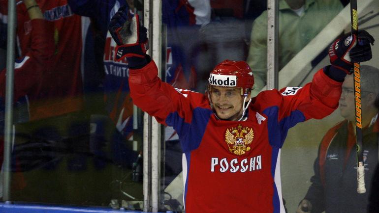 2008 год. Сергей ФЕДОРОВ. Фото AFP