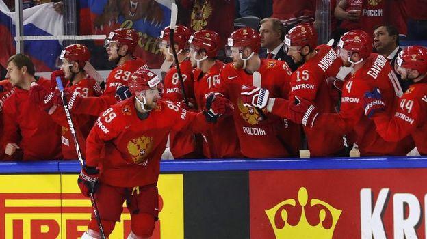 Кто сильнее: Россия или Канада?