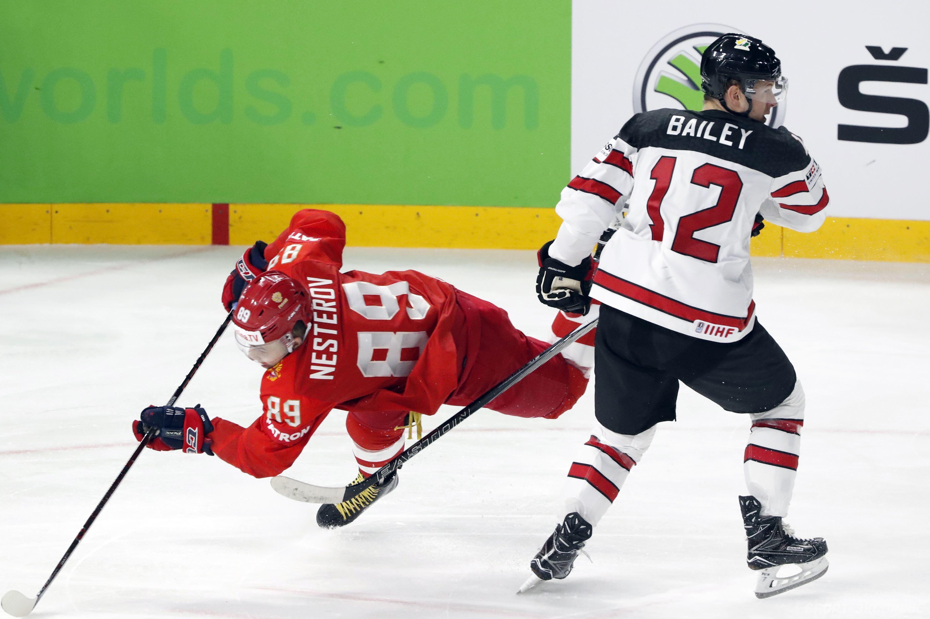Канада обыграла США и вместе с Европой вышла в полуфинал Кубка мира