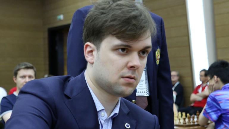 Российский гроссмейстер Владимир ФЕДОСЕЕВ. Фото Этери КУБЛАШВИЛИ