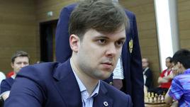 Российский гроссмейстер Владимир ФЕДОСЕЕВ.