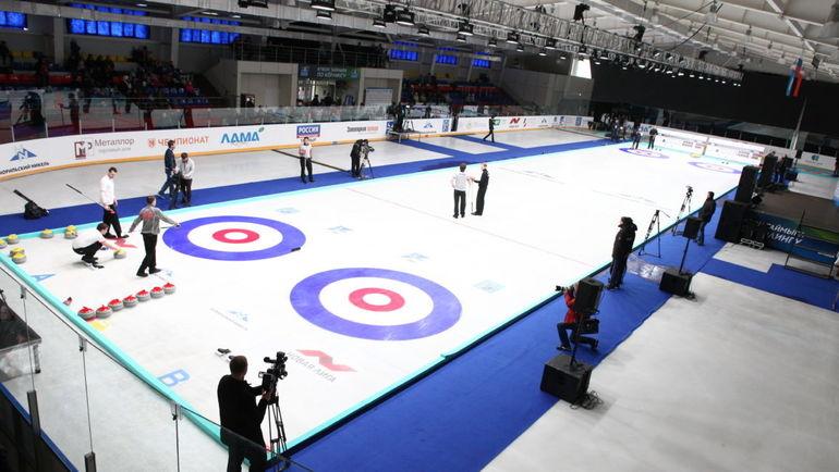 """Ледовая арена """"Таймыр"""" – единственная в мире ледовая арена за полярным кругом. Фото arcticcurling.com"""