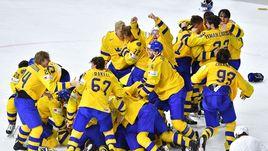 Воскресенье. Копенгаген. Швеция – Швейцария – 3:2 Б. Шведы - чемпионы мира.