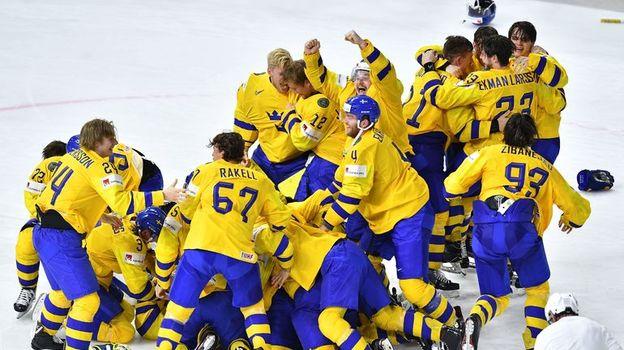 Швеция - снова чемпион!