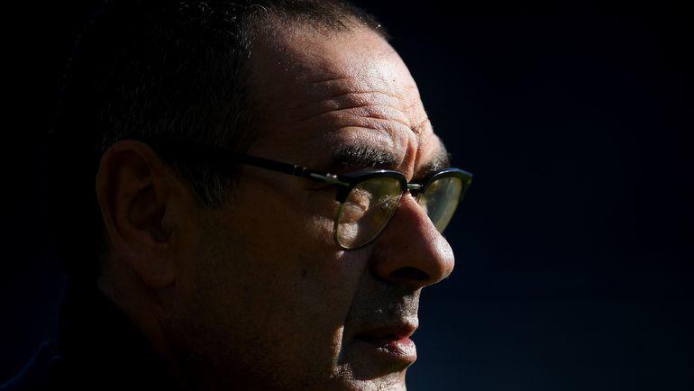 Маурицио САРРИ. Фото AFP