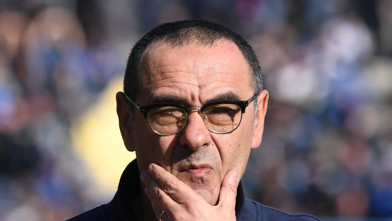 Маурицио САРРИ. Фото Reuters