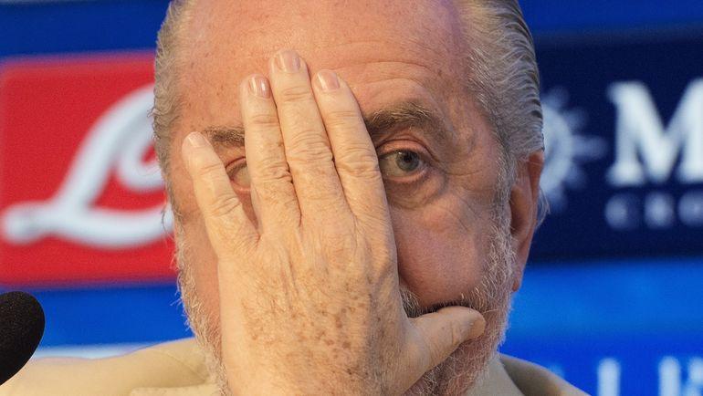Аурелио ДЕ ЛАУРЕНТИС. Фото AFP
