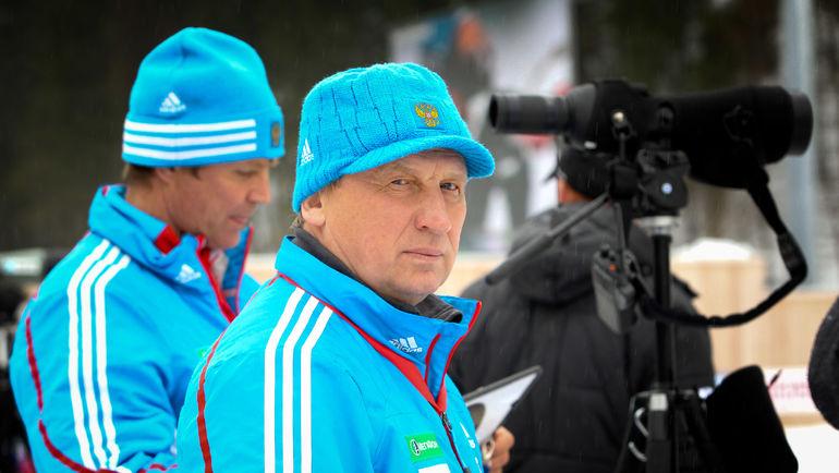 Валерий ПОЛЬХОВСКИЙ. Фото Евгений ТУМАШОВ, СБР
