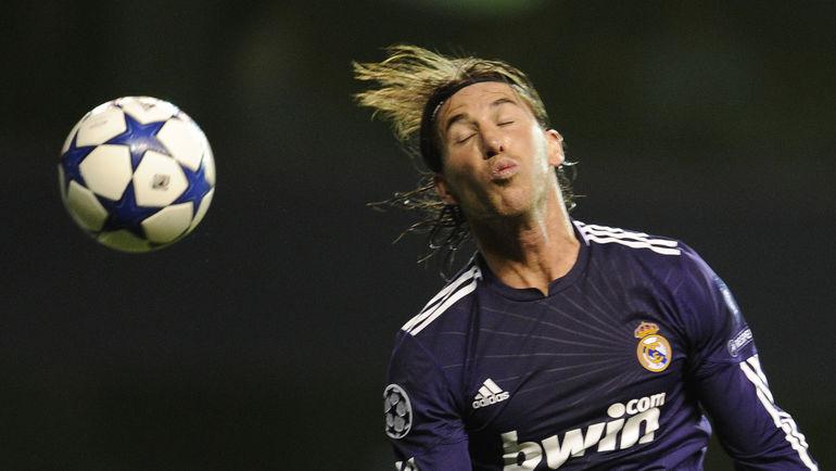 Серхио РАМОС. Фото Reuters
