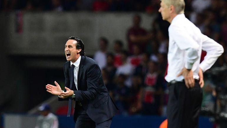 """С Унаи ЭМЕРИ (слева) в """"Арсенале"""" все быстро забудут об Арсене ВЕНГЕРЕ? Фото AFP"""