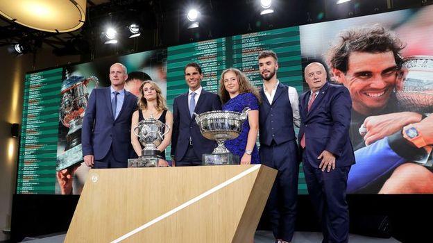 О-ла-ла! Шарапова и Серена - в одной четверти сетки на Roland Garros
