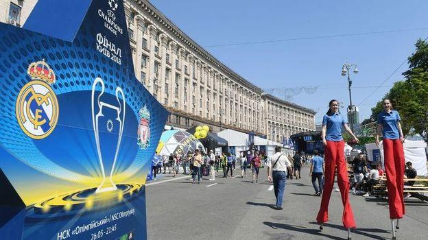 Как русскому попасть в Киев