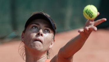 Шарапова узнала имя первой соперницы на Roland Garros