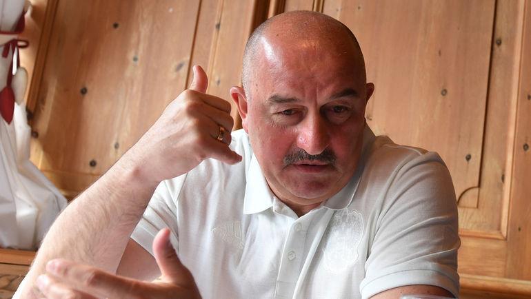 "Станислав ЧЕРЧЕСОВ. Фото Александр ФЕДОРОВ, ""СЭ"""
