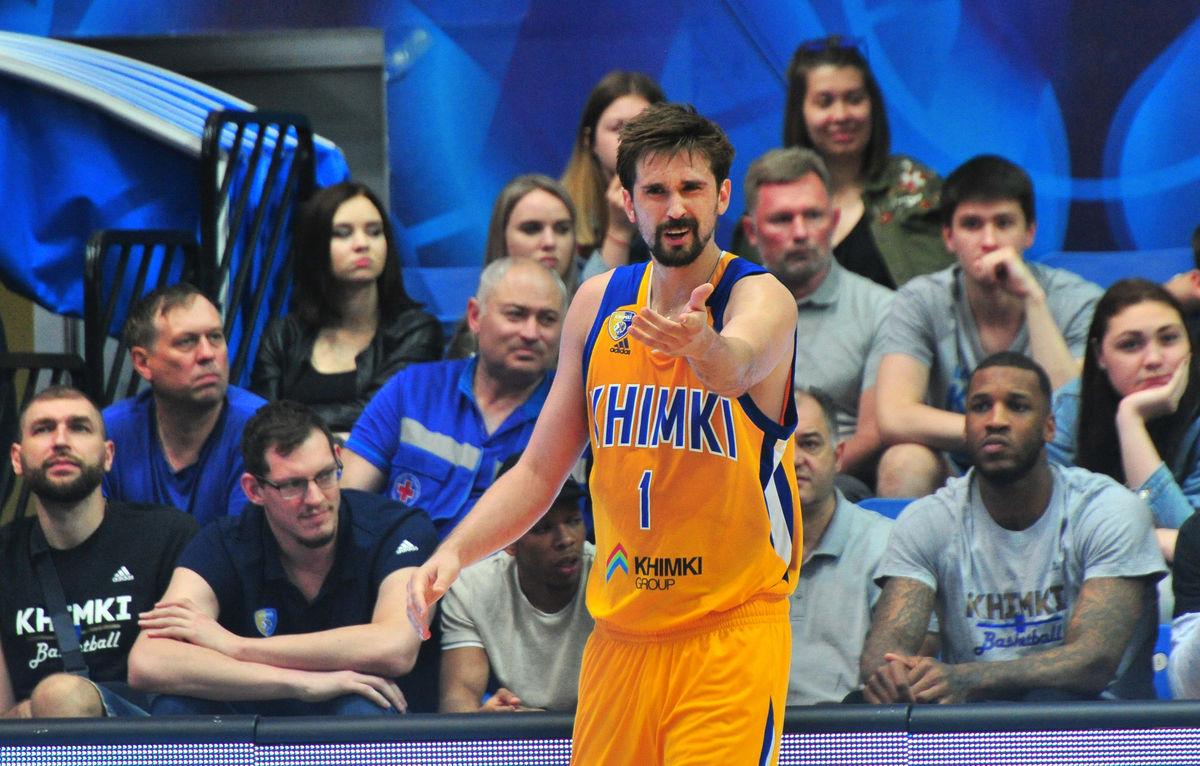 """Шоу Шведа. """"Химки"""" – в """"Финале четырех"""" Единой лиги ВТБ"""