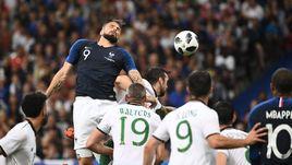 Жиру сравнялся с Зиданом, Португалия упустила победу без Роналду