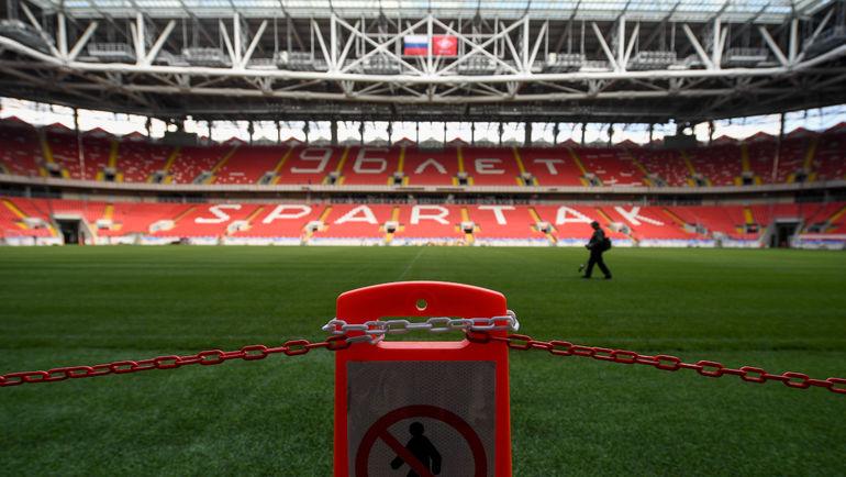 """ЧМ-2018 пройдет в 11 городах России на 12 стадионах. Фото Дарья ИСАЕВА, """"СЭ"""""""