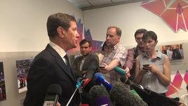 Александр Жуков - о своем уходе с поста президента ОКР
