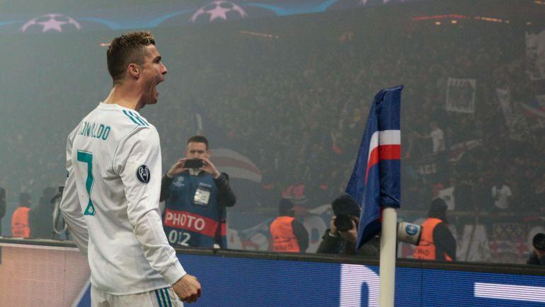 КРИШТИАНУ РОНАЛДУ в новом сезоне будет играть в Париже? Фото AFP