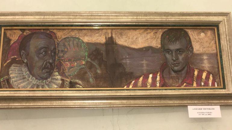 """Валерий Газзаев и Сергей Семак. Фото Дмитрий СИМОНОВ, """"СЭ"""""""