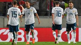 Среда. Инсбрук. Австрия - Россия - 1:0. Сухое поражение без единого удара в створ - не лучшая игра хозяев чемпионата мира-2018.